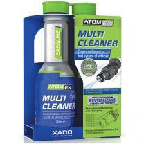 Detergente altamente efficiente per l'impianto di almentazione del carburante dei motori a benzina