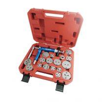 Set arretratore pneumatico per pistoncini dei freni